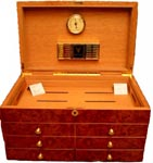 La Casa del Habano Humidor Grand Cayman Cayman Islands Duty Free Shopping Cigars