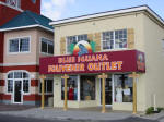 Grand Cayman Shopping, Blue Iguana Souvenir Outlet Store