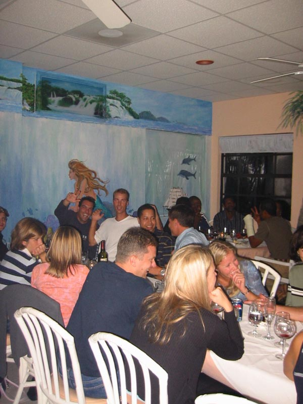 Grand Cayman Islands Restaurants Neptune Restaurant Grand Cayman