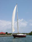 Grand Cayman Sailing and snorkeling excursions, Red Baron Charters