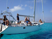 grand cayman sailing charter