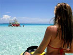 grand cayman stingray city waverunner seadoo adventure tour